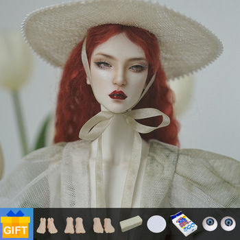 New Arrival Doll BJD Dakota 1/4 кукла bjd Jointed Doll free eyes Children Toys for Girl Birthday Gift bjd sd doll supiadoll ariel 1 3 bjd doll eyes get a free makeup