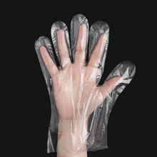 100Pcs/Lot Disposable Gloves Household Bathroom Sanitary Gloves One off Cooking Gloves Cleaning Gloves