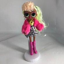 Lol original surpresa bonecas 2-em-1 glamper brinquedos meninas lols omg bonecas irmãs diy casa de jogo brinquedos para presentes de aniversário da menina