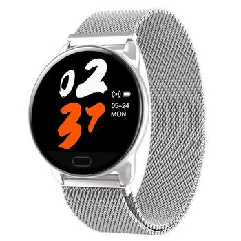K9 Smart Watch IP67 Waterproof with Heart Rate Blood Pressure Monitor Fitness Tracker Smartwatch for Men women pk Q9 B57 image