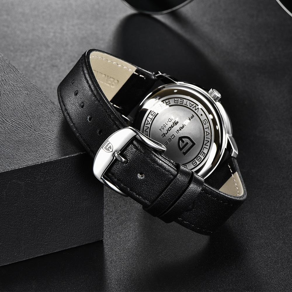 PAGANI DESIGN Brand Fashion Casual Sports Watch Men Military Watch relogio masculino Men Watch Luxury Waterproof Quartz Watch 5