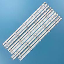 Listwa oświetleniowa LED 10 lampa dla LG 6916L 1214A 6916L 1215A 6916L 1216A 6916L 1217A 42LN5406 42LA6200 42LN6150 42LN5758 42LN5204