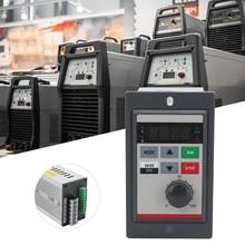 Convertidor de frecuencia de 0,75 kW, 220V, Unidad de frecuencia Variable monofásica, pantalla de LED, Control de velocidad del Motor, inversor VFD