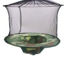 Hat Beekeeping-Tools Mesh Sennan Fishing Face-Mask Insects Bee-Flying-Face-Protector