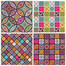 Diamond Painting Flower Embroidery Mandala Cross-Stitch Wall-Art Full-Square Huacan New-Arrival