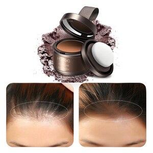 Водостойкая линия для волос, пудра для волос, цвет, управление краями, линия для волос, тени для макияжа, консилер для волос, покрытие для кор...