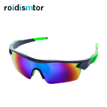 цены UV400 Cycling Glasses Men Women Outdoor Sport Anti-dust Bicycle Glass Motorcycle Sunglasses Mountain Bike Oculos Ciclismo