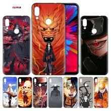 Anime Naruto Phone Case For Xiaomi Mi Redmi Note 7 6 8 9 K20 9T Pro A3 A2 Lite F1 CC9 CC9e 6A 7A 7S Shell Cover Coque one punch man anime phone case for xiaomi redmi s2 y3 y2 note 7 7s 6 5 pro 4 4x mi f1 9 8 a2 lite pattern cover capa coque