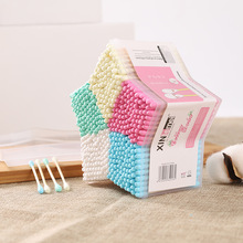 500PCS/SET  Ear Buds Cotton Swab Stick Head Baby Cleaning Tools New Hot Selling Cosmetic Makeup