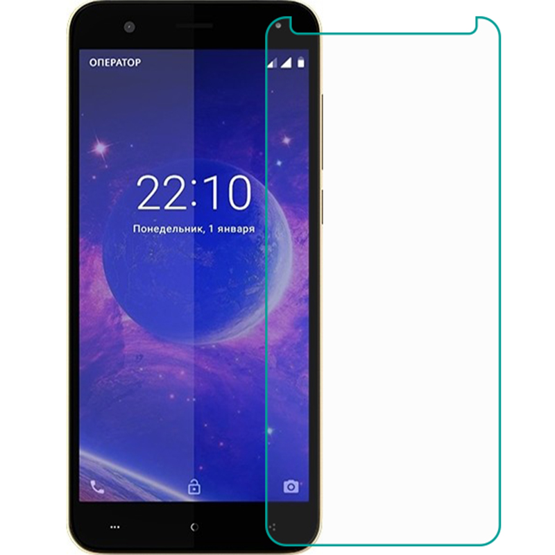 Tempered Glass For Maxvi MS531 Vega GLASS Product 9H Protective Film Explosion-proof Clear Screen Protector Phone Cover