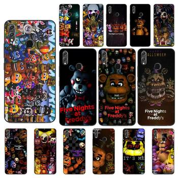 YNDFCNB five nights at freddy's fnaf freddy Phone Case For Huawei Honor 8X 8A 9 10 20 Lite 30Pro 7C 7A 10i 20i image