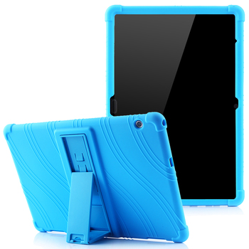 Case for Huawei MediaPad T5 10 T3 9.6 M6 10.8 M5 Lite 10.1 8.0 MatePad T8 Pro 10.4 Kids Soft Silicone Shockproof Cover - discount item  32% OFF Tablet Accessories