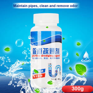 Pipe Toilet-L5 Dredging-Agent Sewer Cleaning-Dredge Bathroom for Remove-Odor-Effective
