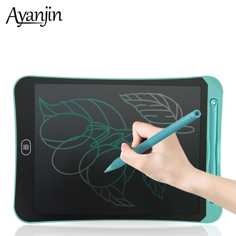 10 дюймовый цветной для рукописного ввода ЖК-дисплей планшет для письма электронный рисунок Doodle доска цифровой подарок для детей и взрослых ...