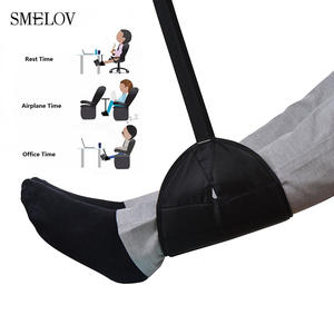 Foot Hammock Comfy-Hanger Travel Office Portable Memory-Foam
