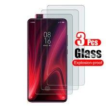 3 pezzi di vetro temperato protettivo copertura completa per Xiaomi Mi 9T mi9t 10 T Pro protezione dello schermo xiomi mi 9 10 t 9tpro pellicola di sicurezza in vetro