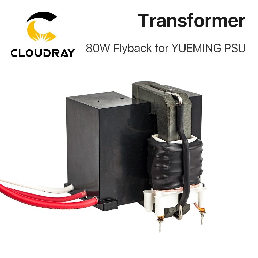 Transformador para Yueming Fonte de Alimentação Cloudray Alta Tensão Flyback Laser Jg1500 Jcy-1500 Co2