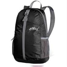 Классический и повседневный складной рюкзак, ультра-светильник, прочный рюкзак, портативный, идеально подходит для походов, рюкзак