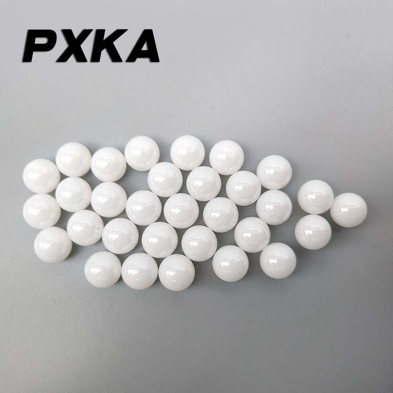 4mm ZrO2 Zirconium Oxide Ceramic Ball Bearings G5
