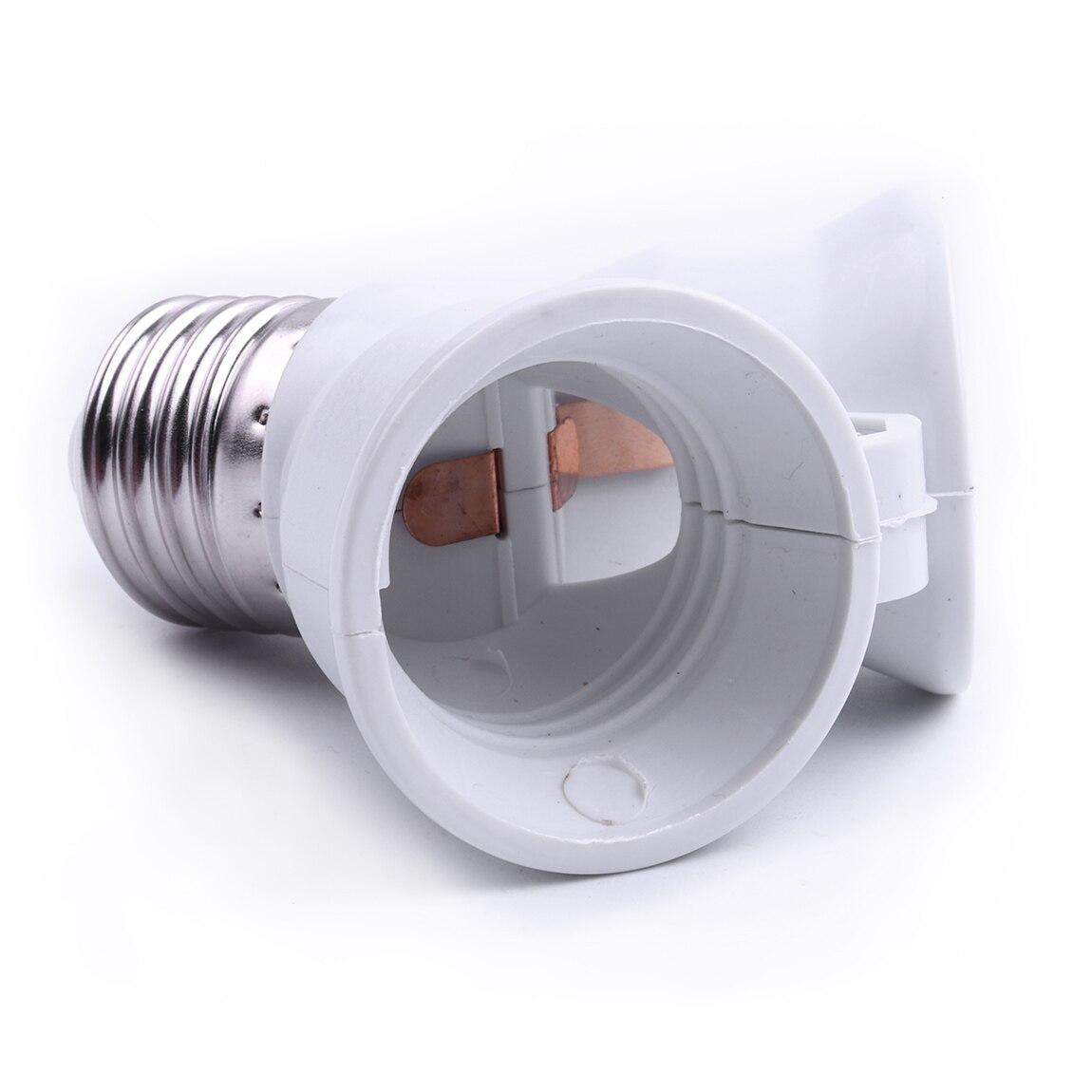 luz soquete y forma 2 divisor conversor