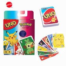 Игровые карты Mattel UNO Sword Shield, семейное развлечение, забавная игра в покер вечерние, игрушки, игральные карты, подарок