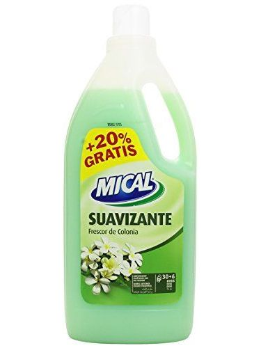 MICAL – Softener – Freshness Of Cologne – 3000 ml