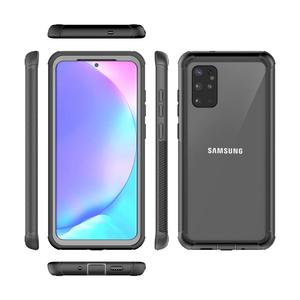 Image 5 - Full Body Case for Samsung Galaxy S20 Plus Ultra Shockproof Drop Resistant 360 Protect Case Cover w/ Built in Screen Protector