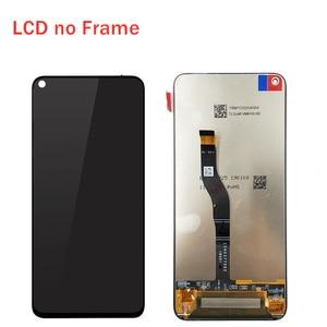 Image 4 - Original Huawei Honor View 20 Pantalla LCD pantalla táctil digitalizador Asamblea Honor V20 pantalla LCD 10 Touch piezas de reparación