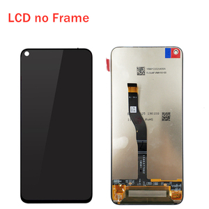 Image 4 - Originale per Huawei Honor View 20 LCD Display Touch Screen Digitizer Assembly Honor V20 Display LCD 10 Touch Parti di Riparazione