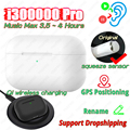 Nuevo Original i300000 Pro TWS 3 GPS cambiar el nombre de auriculares inalámbricos auriculares Bluetooth auriculares PK i90000 Pro i100000 i200000 Elari