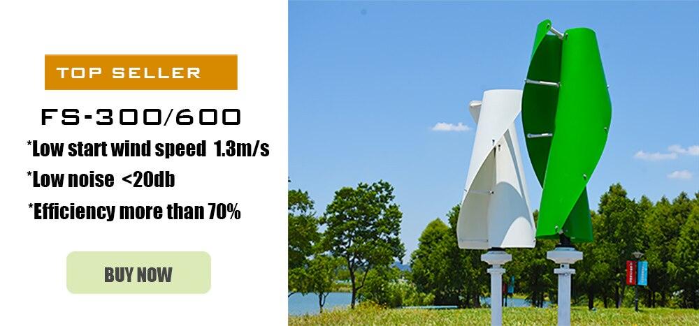gerador de turbina eólica com controlador de