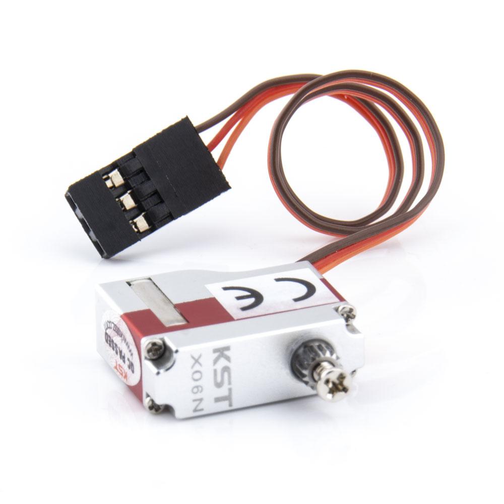 KST X06N 1.8kg HV Micro Digital Metal Gear