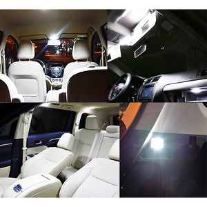Image 4 - 17 pces livre de erros led lâmpada interior dome mapa luz kit + lâmpada da placa de licença para audi a4 s4 rs4 b8 quattro sedan (2009 2015)