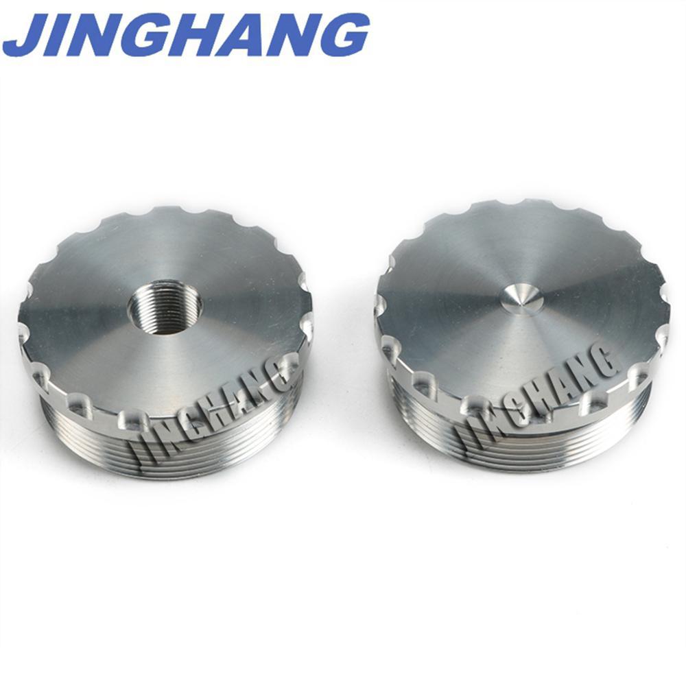 áCloseout Deals6061-T6 Napa 4003 FUEL-TRAP/SOLVENT-FILTER 1/2-28 Aluminum for WIX Silver 2--X10-