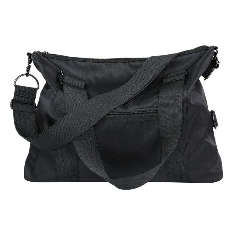 HOT Men's Portable Travel Bag Travel Large-Capacity Luggage Bag Sports Fitness Bag