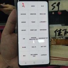 Écran tactile LCD, pour Samsung S9 G960 G960U, Original