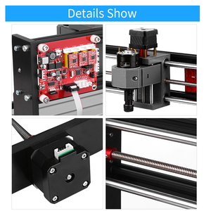 Image 2 - Upgrade Version CNC 3018 Pro GRBL Control DIY CNC Machine 3 Axis Pcb Milling Machine Wood Router Engraver Offline Controller