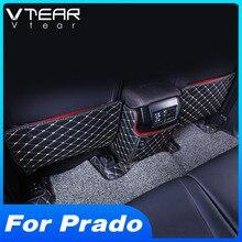 Vdéchiar – housse de protection Anti coups de pied pour Toyota LAND CRUISER Prado 150, accessoires de décoration anti salissures, cadre de voiture, pièces intérieures 2020