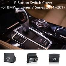 Автомобильный парковочный ручной тормоз тормоза p кнопочный