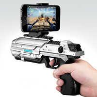 Kinder Kreative Handy Smart Bluetooth AR Spiel Pistole Spielzeug Outdoor Kreative Spielzeug Pistole Kinder Weihnachten Geschenk