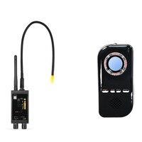 PROAnti Spy RF Signal Bug Detector for Wireless Hidden Camera,GPS Tracker Scanner,Radio Frequency Detector,Hidden Camera Finder