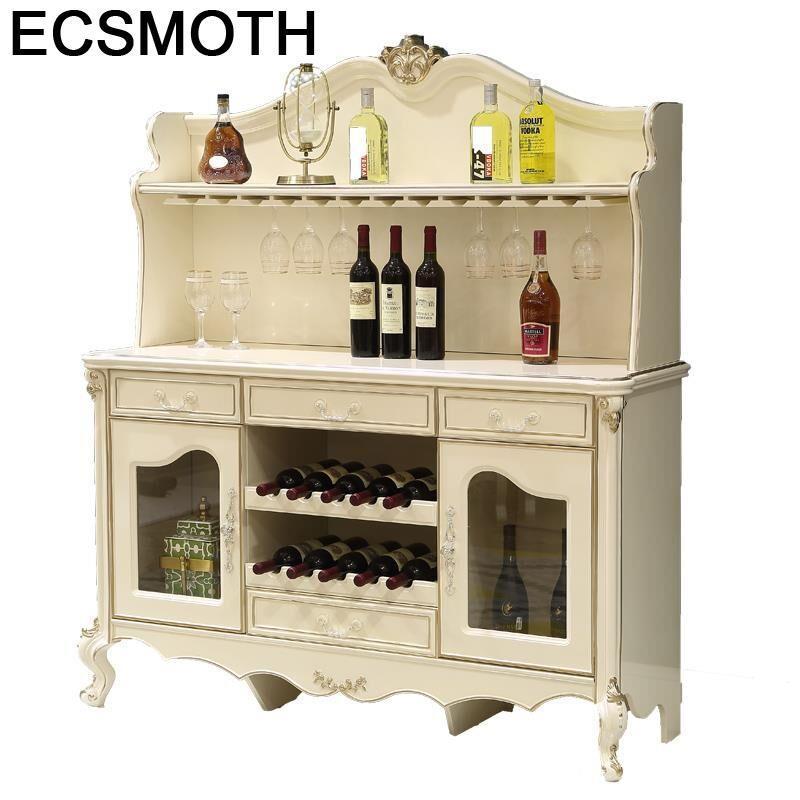 US $478.42 40% OFF Couvert Tiroir Organizer Konsolentisch Reclaimed  European Vintage Kitchen Furniture Cupboard Meuble Buffet Sideboard  Cabinet-in ...