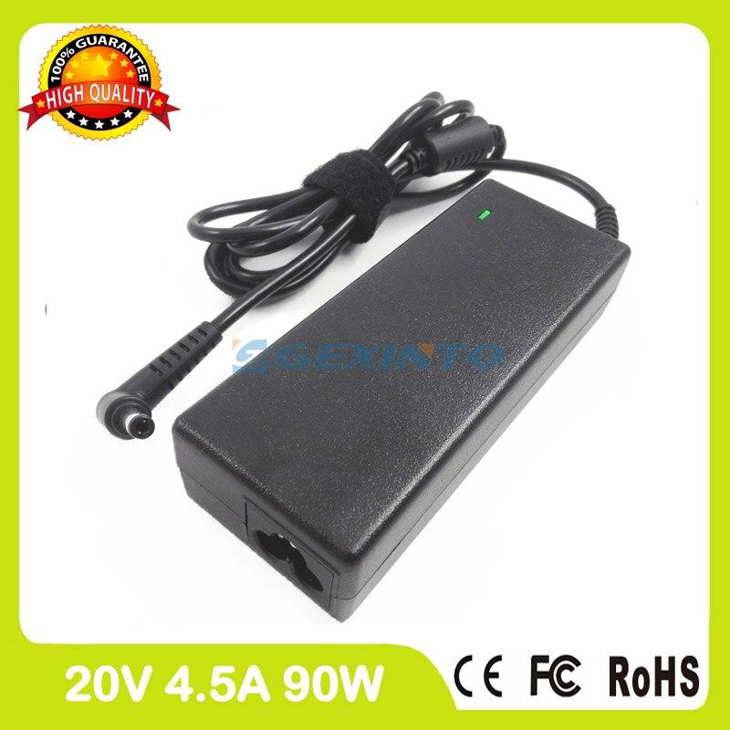 Зарядное устройство для ноутбука lenovo C460 B560 Y470P Y400N Y471A Y480 U455L Y480A Y560N Y460D Y480M Y490P Y470, 20 в, 4,5a, 90 Вт