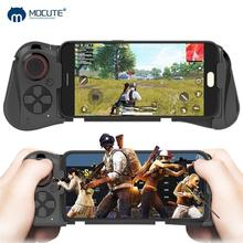 Mocute 058 Wireless Game pad Bluetooth Android Joystick VR Telescopic Gaming Controller Support PUBG Mobile Gamepad for iPhone flydigi x9etpro bluetooth wireless game gaming controller gamepad for iphone for android aa battery control joystick