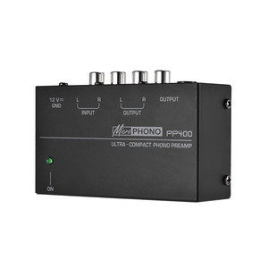 Image 4 - Hot 3C Ultra Compact Phono Preamp Preamplifier With Rca 1/4Inch Trs Interfaces Preamplificador Phono Preamp(Eu Plug)