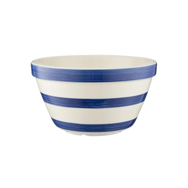Миска Mason Cash, Stripes, 20*10 см, синий миска mason cash spots 20 11 см синий