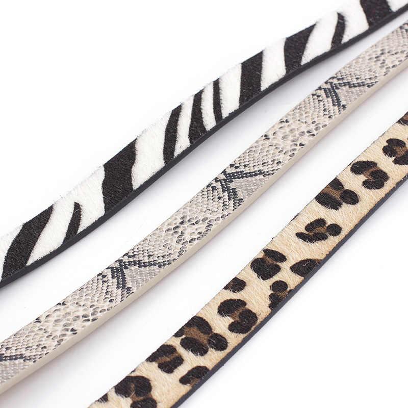 Novo senhoras pele de cobra leopardo impressão fina falso couro pu cinto de cintura feminino o anel fivela cintos para mulher fajas para mujer 2020