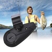 App 낚시 경보 블루투스 스마트 낚시 경보 낚시 경보 낚시 라인 기어 경고 표시기 휴대용 잉어 물린 경보 물고기
