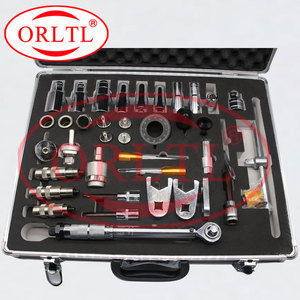 Image 2 - ORLTL Upgraded version Disassemble Tools  Diesel Fuel Injector Repair Equipment Nozzle Injection Common Rail Inyector Repair