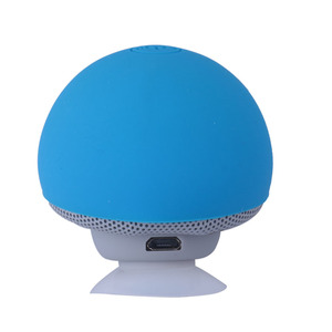 Image 4 - מיני Bluetooth נגן רמקול פטריות אלחוטי Bluetooth 4.1 רמקול MP3 נגן עם מיקרופון נייד סטריאו Blutooth עבור טלפון